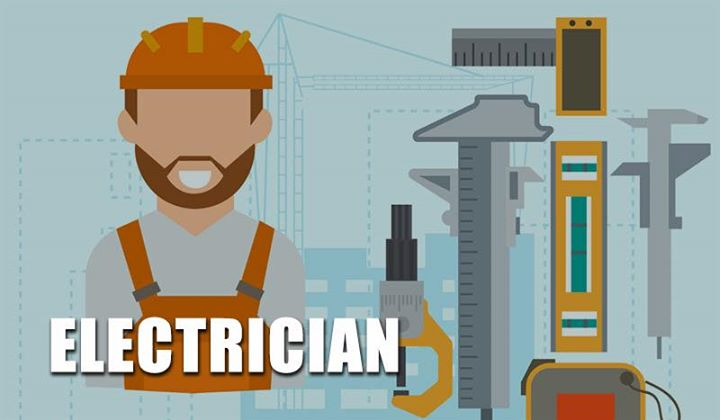 Electricians and electrical supervisor required for ful...